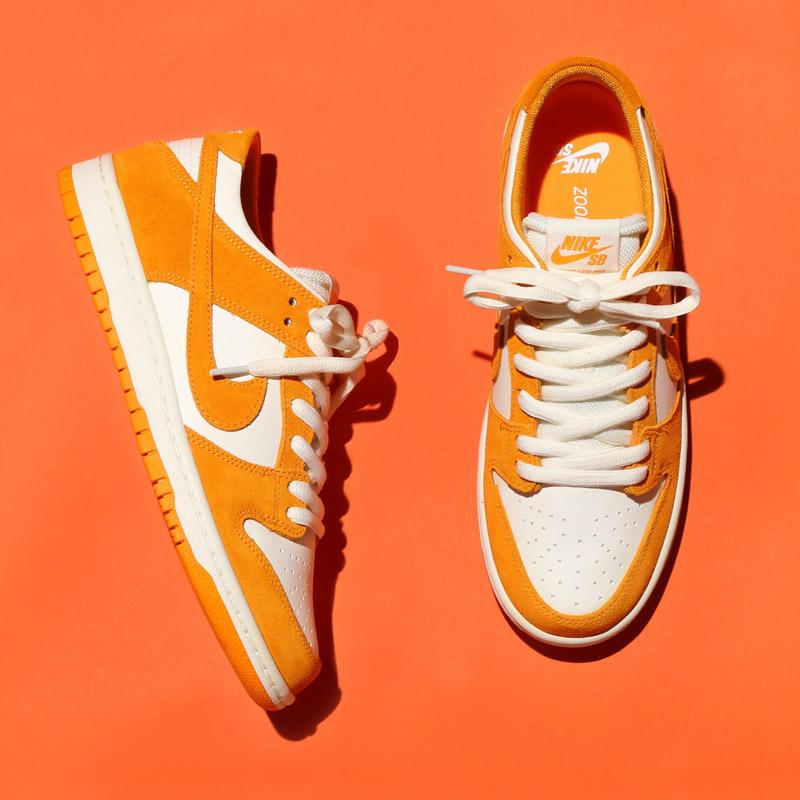 best loved 7b222 6fe85 atmos pink  NIKE SB ZOOM DUNK LOW PRO (Nike Nike SB zoom dunk low pro) (CIRCUIT  ORANGE CIRCUIT ORANGE-SAIL) 17FA-S   Rakuten Global Market