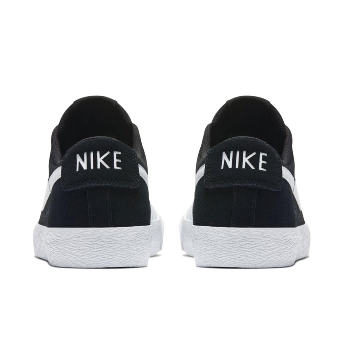 17e23f7dfdcf3b NIKE SB BLAZER ZOOM LOW XT (Nike Nike SB ブレーザーズームロー XT) BLACK WHITE-GUM  LIGHT BROWN-WHITE 17HO-I