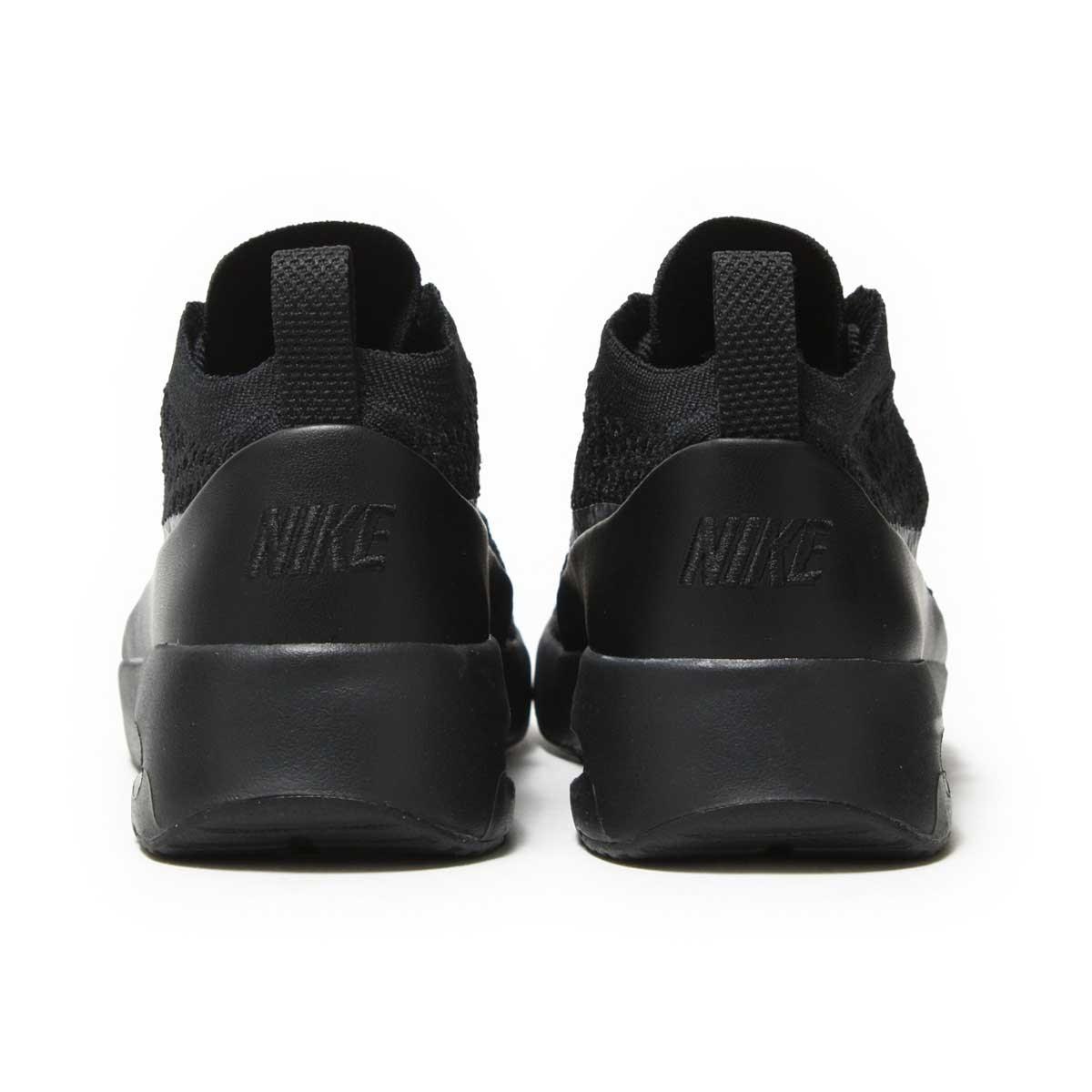 1b7a3f649a8 NIKE W AIR MAX THEA ULTRA FK (Nike women Air Max Shea ultra FK) BLACK DARK  GREY 17HO-I