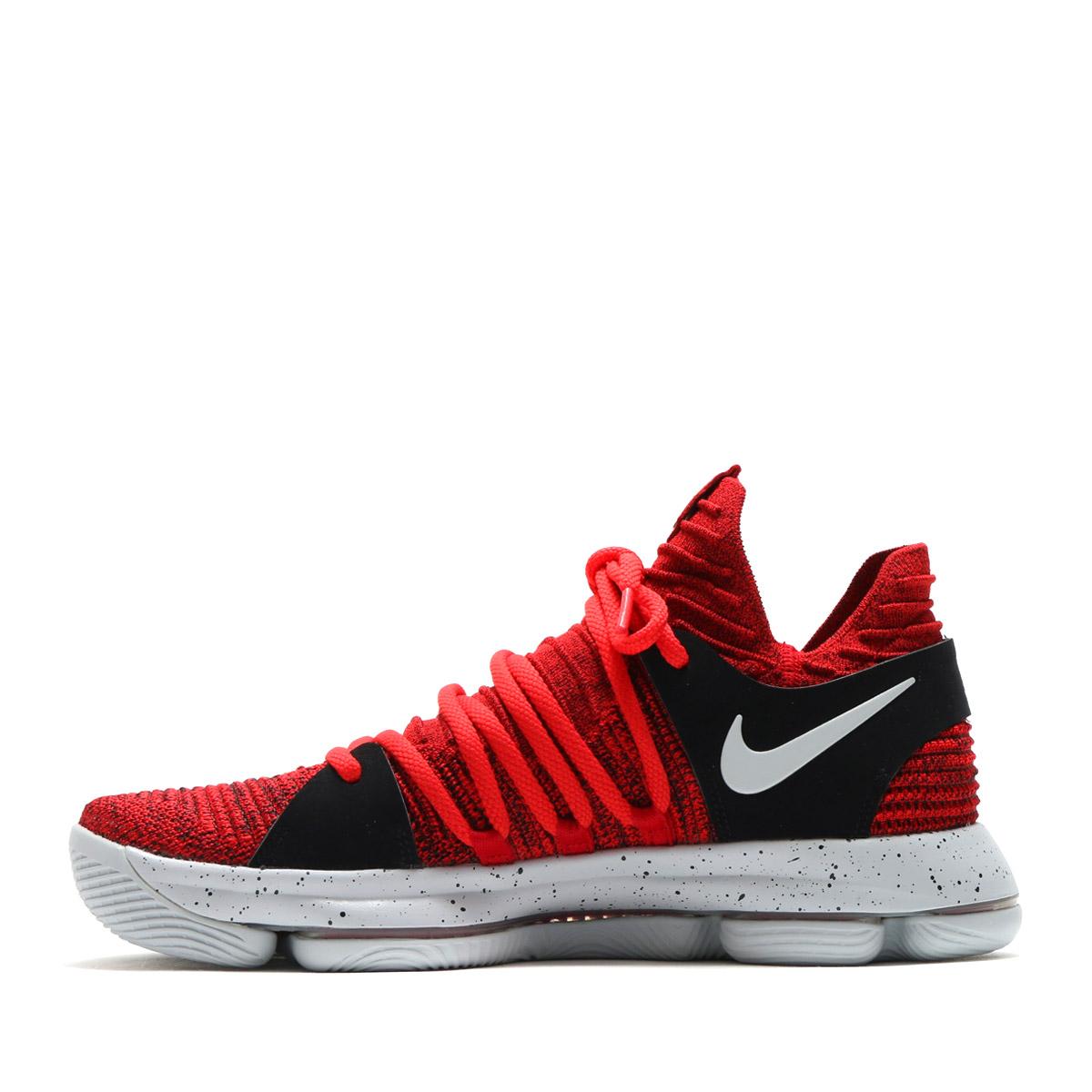 half off 6367c 5afbc NIKE ZOOM KD10 EP (Nike zoom KD10 EP) (UNIVERSITY RED PURE PLATINUM-BLACK)  17FA-S