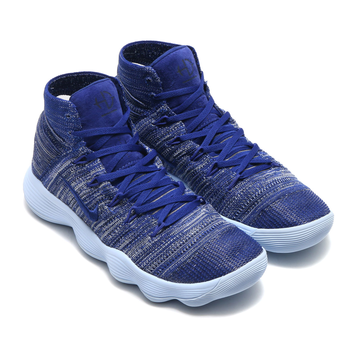 hot sale online e32f8 dcaf8 NIKE HYPERDUNK 2017 FLYKNIT EP (Nike luna hyper dunk fly knit EP) (COLLEGE  NAVY DEEP ROYAL BLUE) 17FA-S