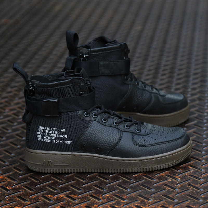 a79e33985741 Air force 1 which added military-like detail to the silhouette of classic  basketball shoes casually comes up. A nylon material superior in the  durability ...