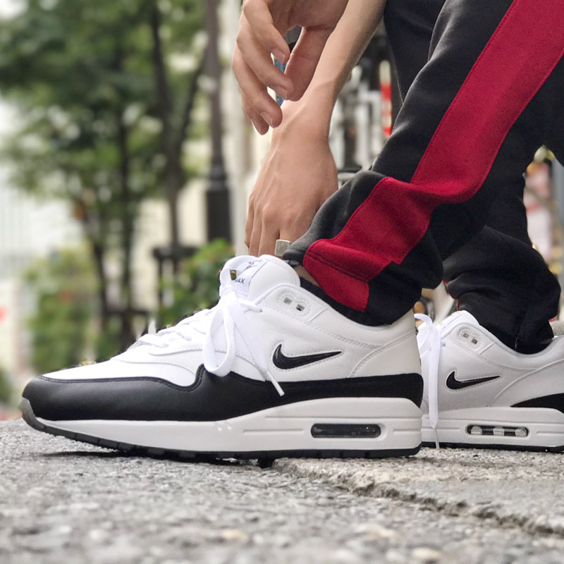 nike air max 1 jewel black nz
