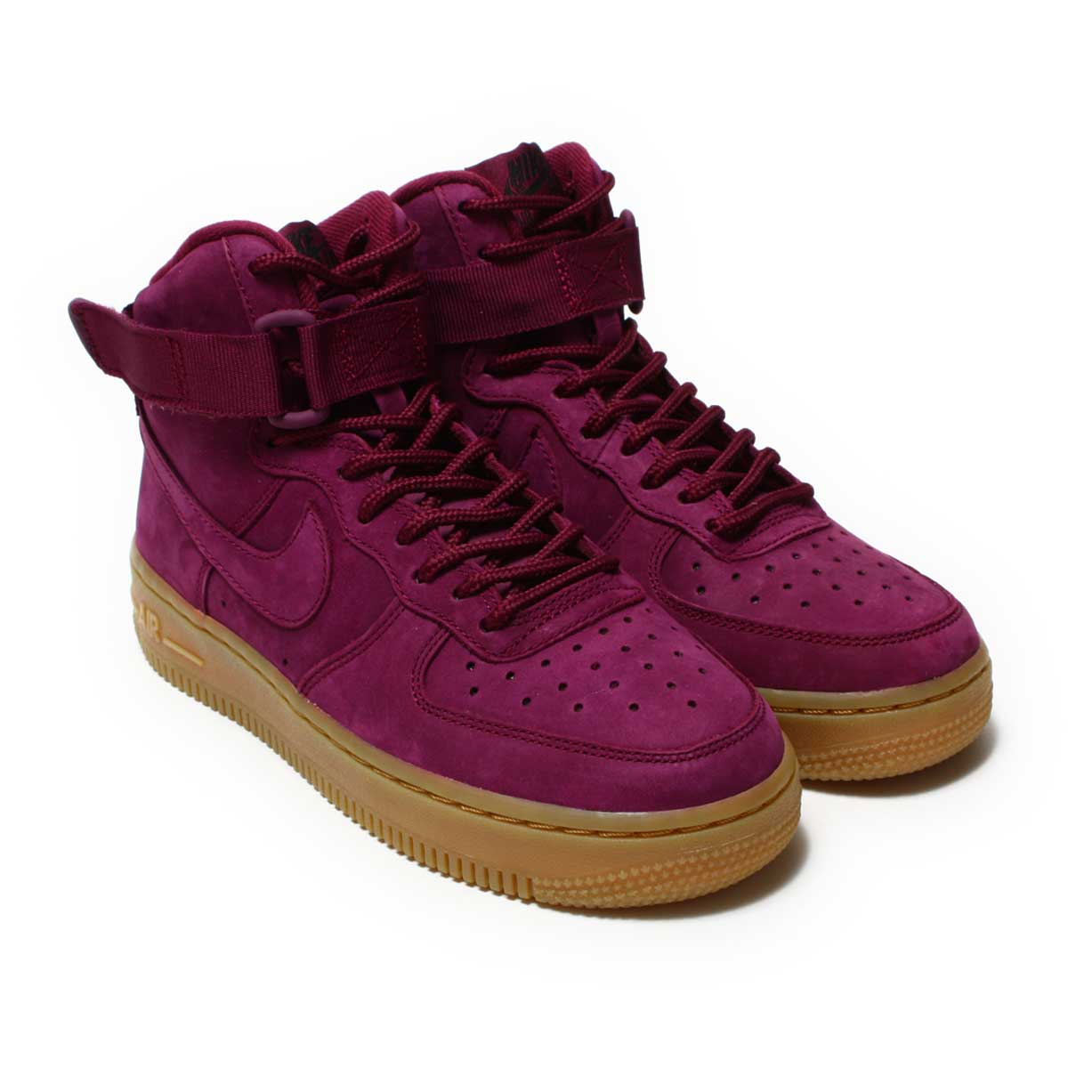 2386b9b9a413 Light Purple Suede Air Force 1