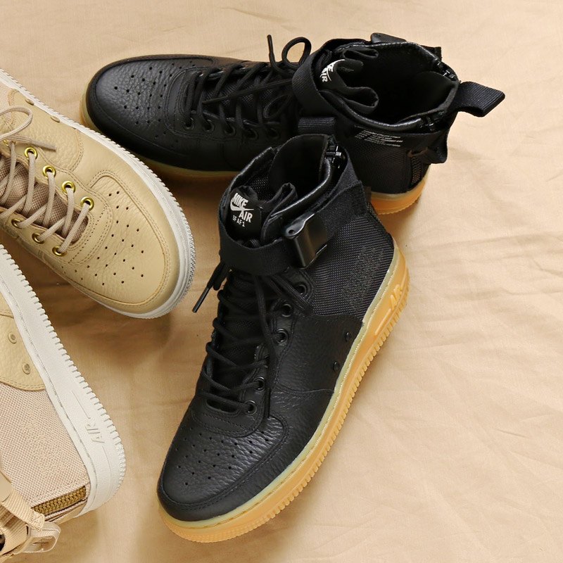 Practical air force 1 with functionality of the militaryware as a hint  comes up. Special field air force 1 MID of the mid cut wear  a mouth a3ddb7099b