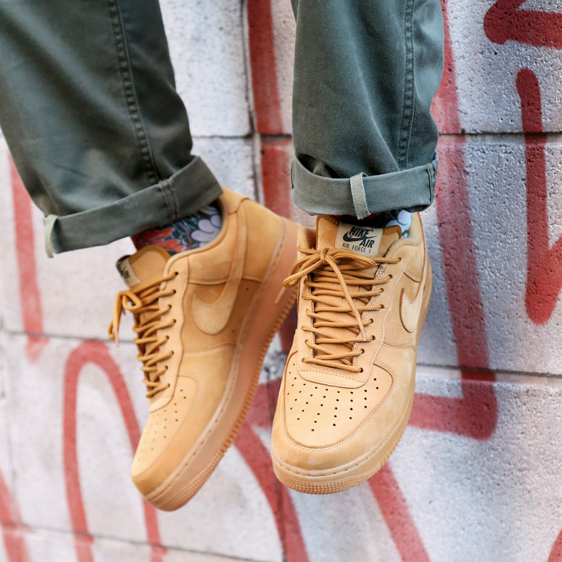 nike air force 1 flax low nz