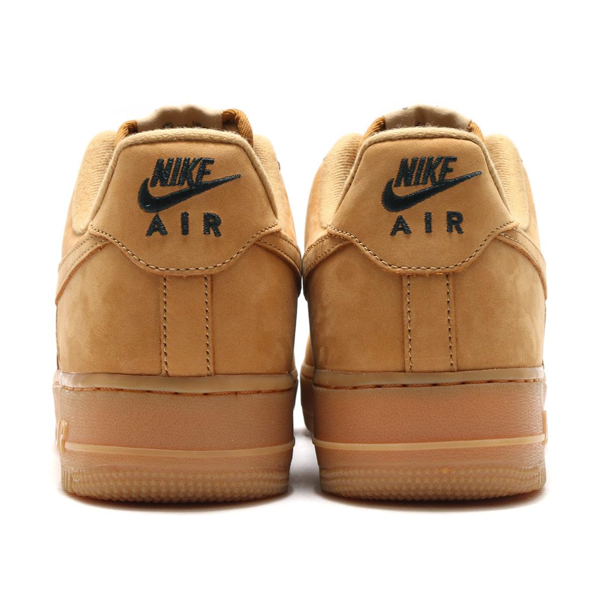 cb55445de atmos pink: NIKE AIR FORCE 1 '07 WB (Nike air force 1 '07 WB) (FLAX ...