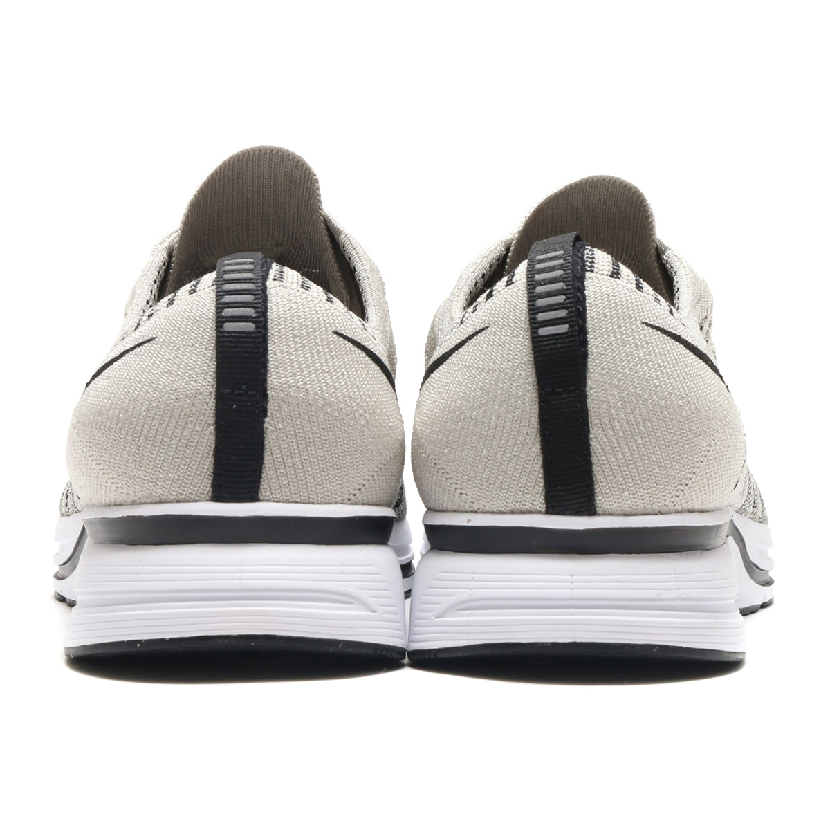 timeless design b1992 bc182 ... NIKE FLYKNIT TRAINER (Nike fried food knit trainer) (PALE GREY BLACK-
