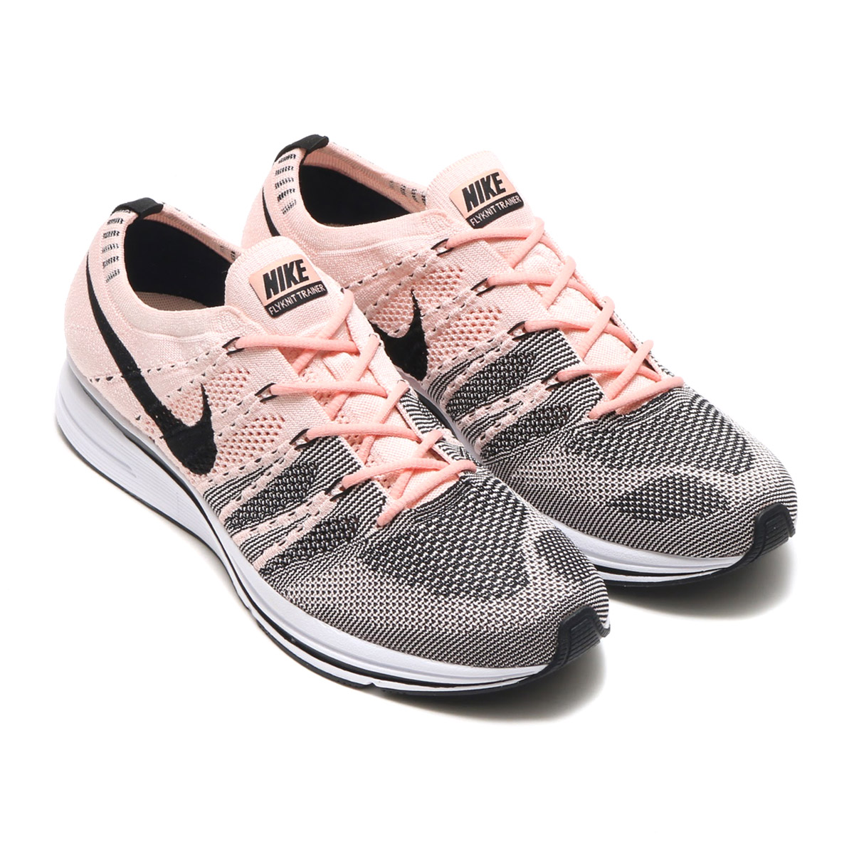 f8400ec6ad3c atmos pink  NIKE FLYKNIT TRAINER (Nike fried food knit trainer ...