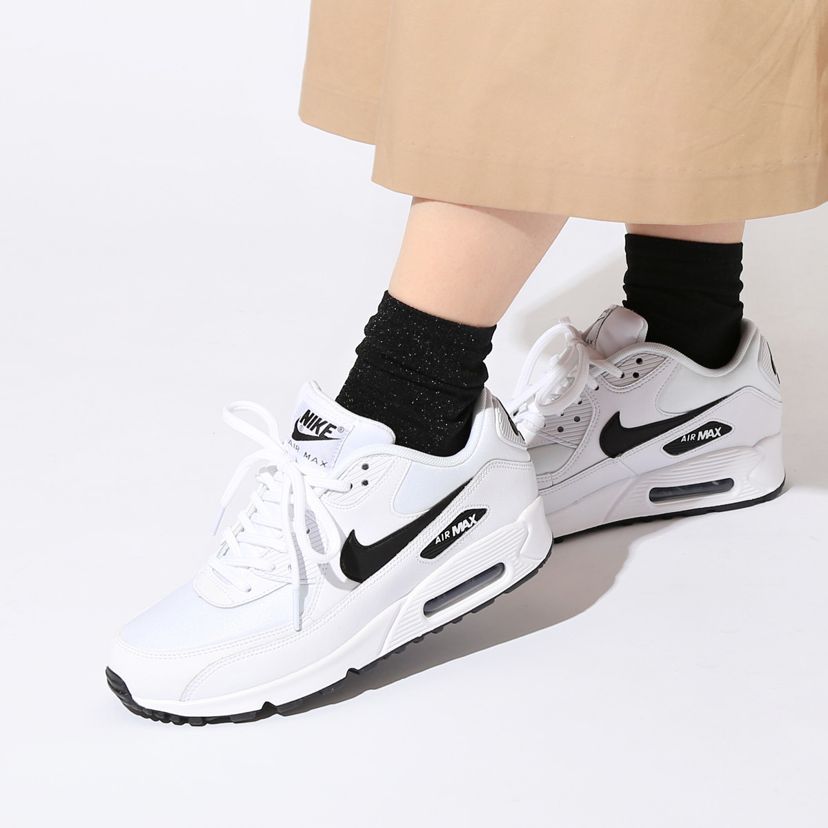 women air max white
