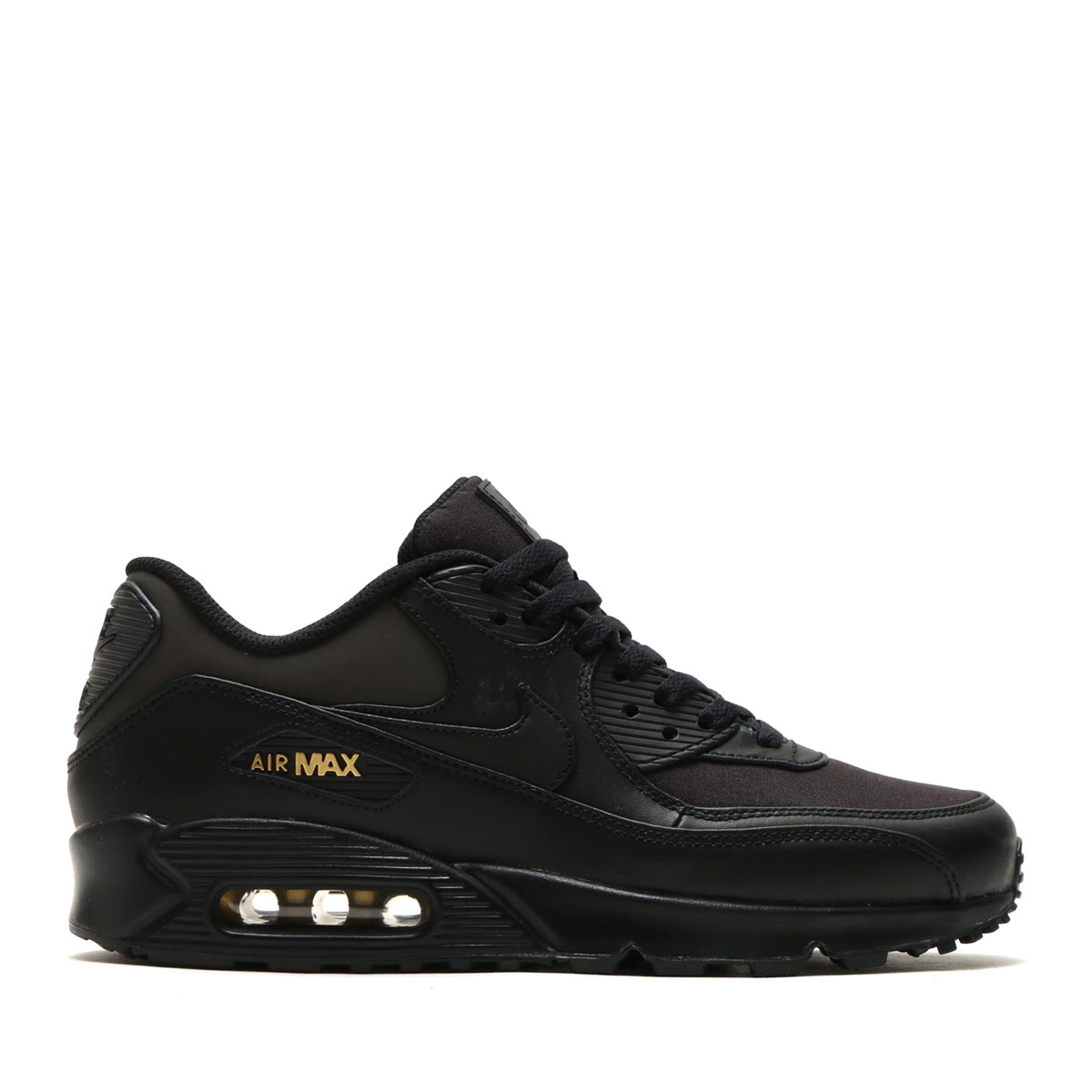 6cacc3b8fec76b shopping nike air max 90 premium kie ney amax 90 premium black black  metallic gold 17ho