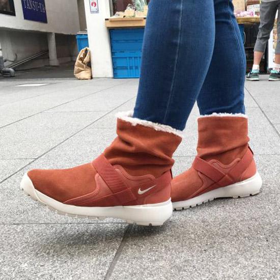 955d5b5db2b NIKE WMNS GOLKANA BOOT (Nike women GOLKANA boots) DUSTY PEACH LIGHT  BONE-LIGHT BONE 17HO-I