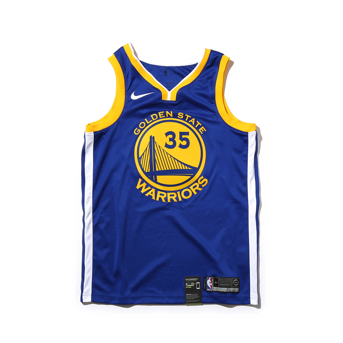 A Kevin Durant icon edition swing man jersey (Golden State Warriors). Icon  edition swing man (Golden State Warriors) men s Nike NBA コネクテッドジャージー ... 0970e6a6ce9