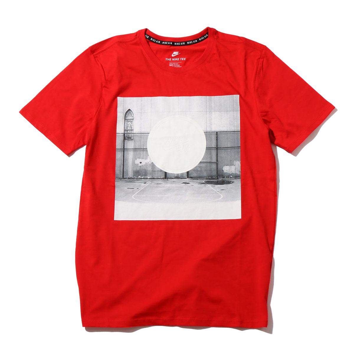 Nike Air T Shirt Red  74e022dd0