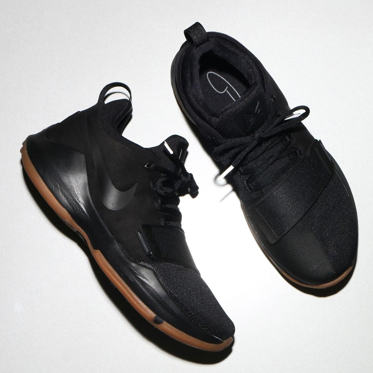 online store 07151 4fd28 NIKE PG 1 EP (Nike PG 1 EP) BLACK BLACK-ANTHRACITE- ...