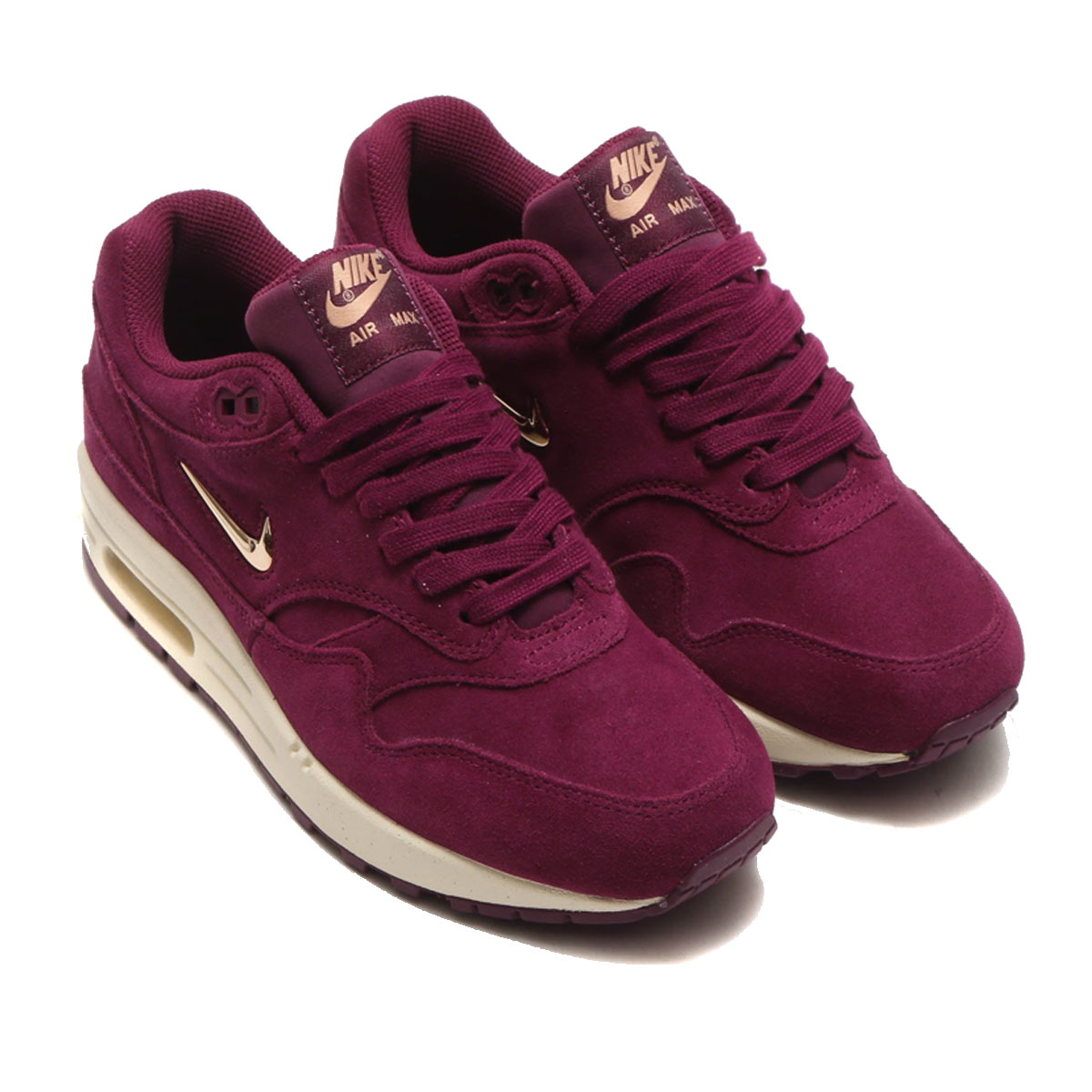 nike air max 1 premium jewel red nz