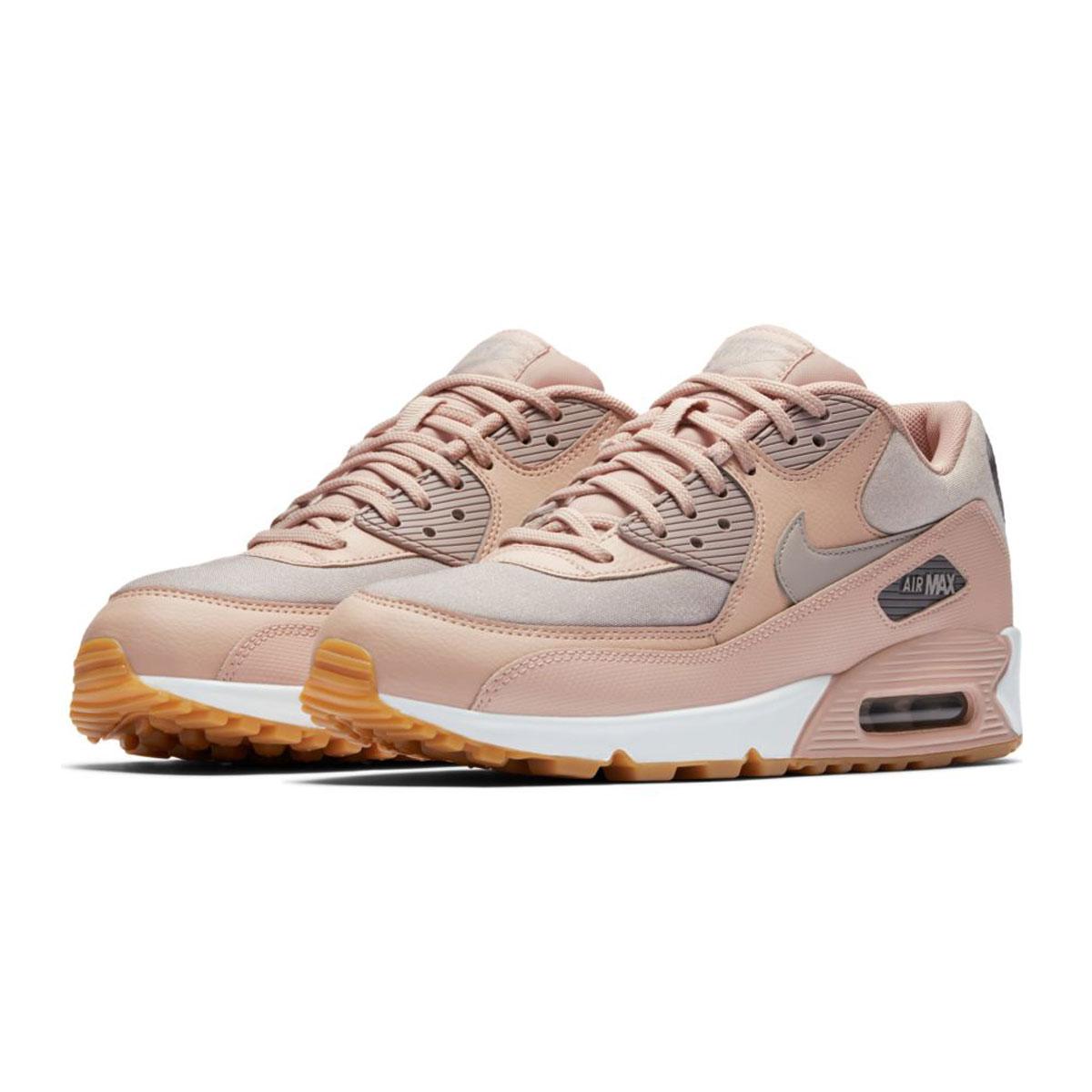 best sneakers cd203 ac590 NIKE WMNS AIR MAX 90 (Nike women Air Max 90) PARTICLE BEIGE MOON ...