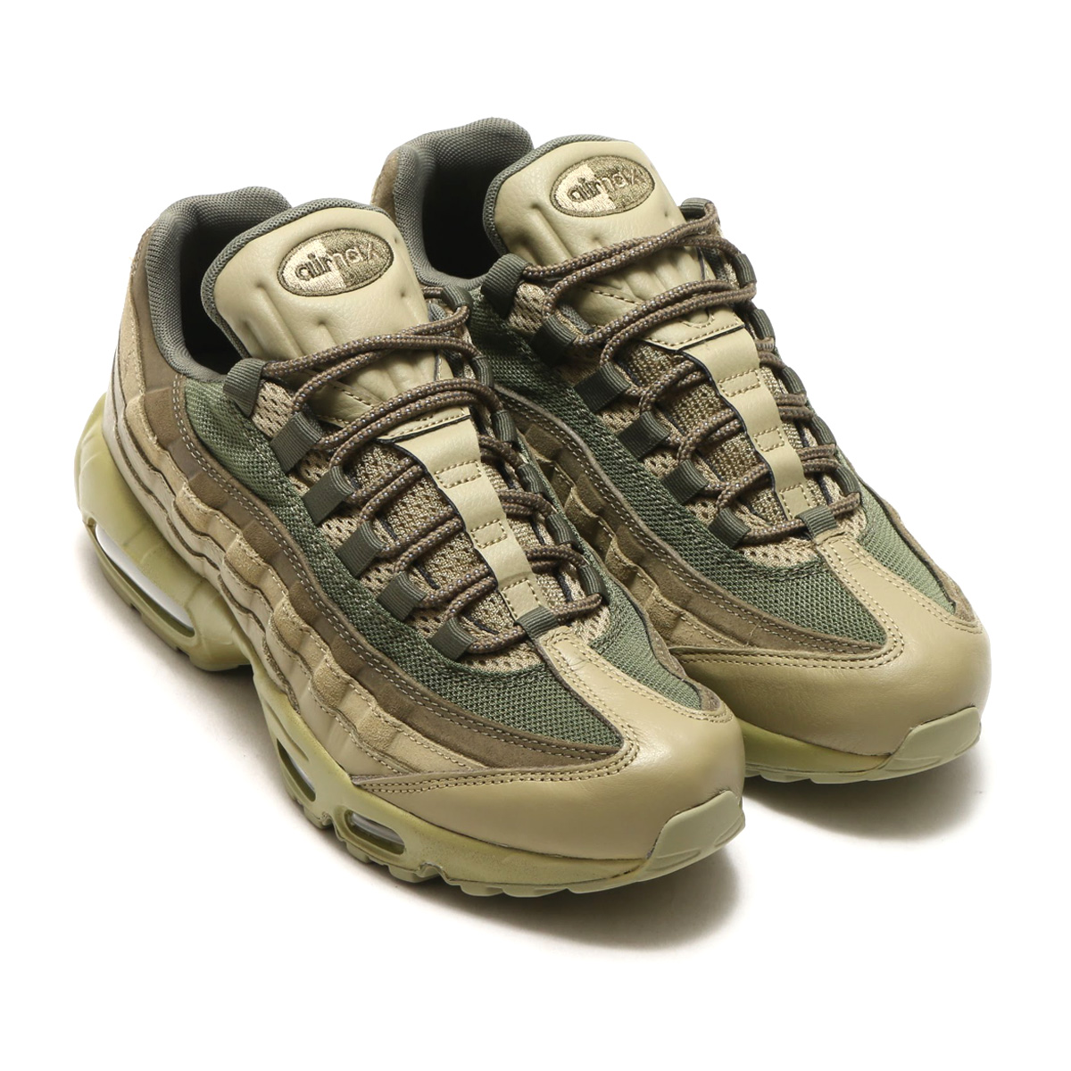 aaeb015e08b9ce nike air max 95 premium neutral olive nz