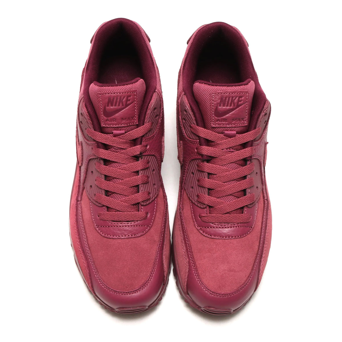 huge discount fde71 0bbcf maximum point 10 times that is targeted for all articles! NIKE AIR MAX 90  PREMIUM (Kie Ney AMAX 90 premium) (VINTAGE WINE VINTAGE WINE-BORDEAUX)  18SP-S
