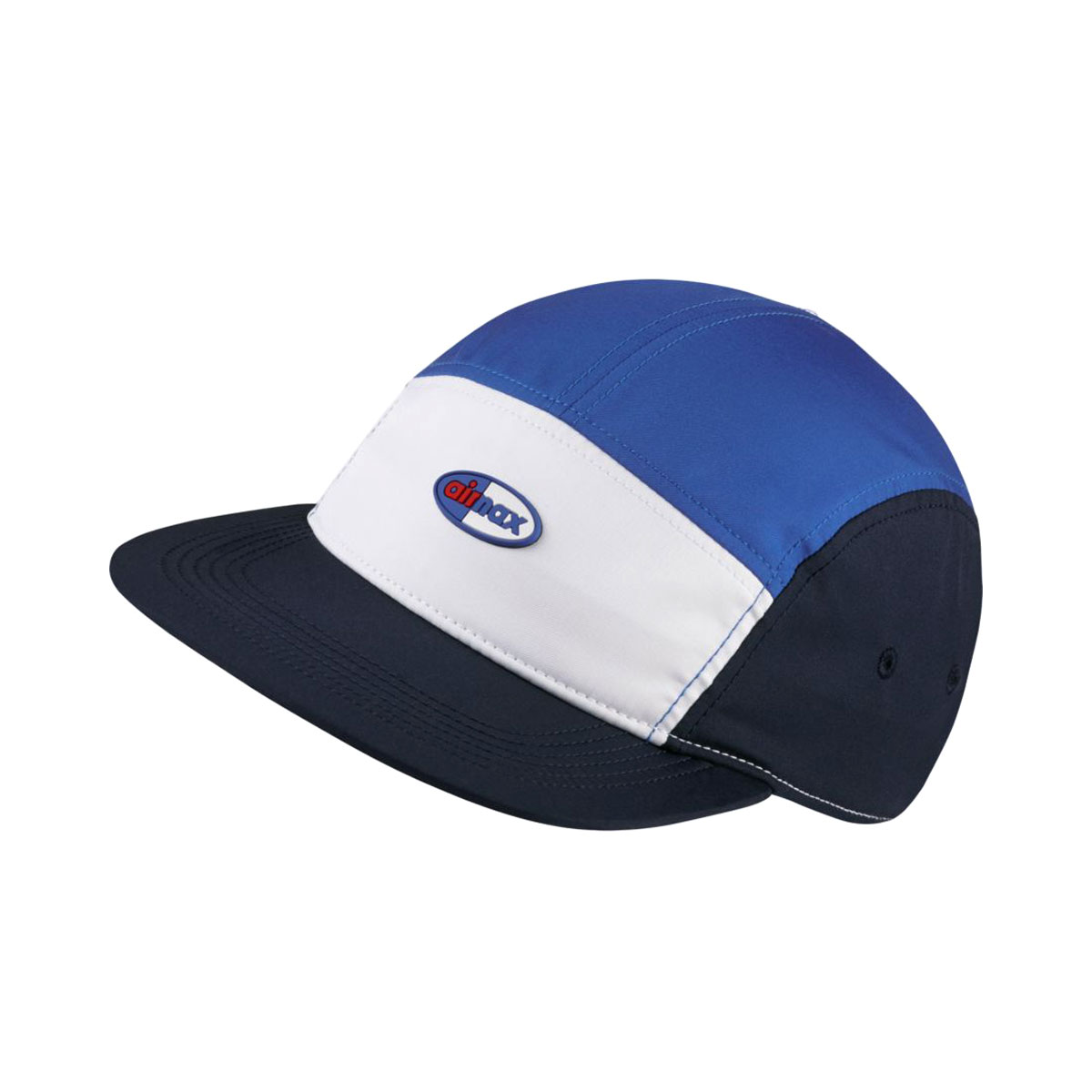 A jet cap of the taffeta (100% of polyester) material adoption. It is AIR  MAX logo at the front desk. 0d8b8764a17
