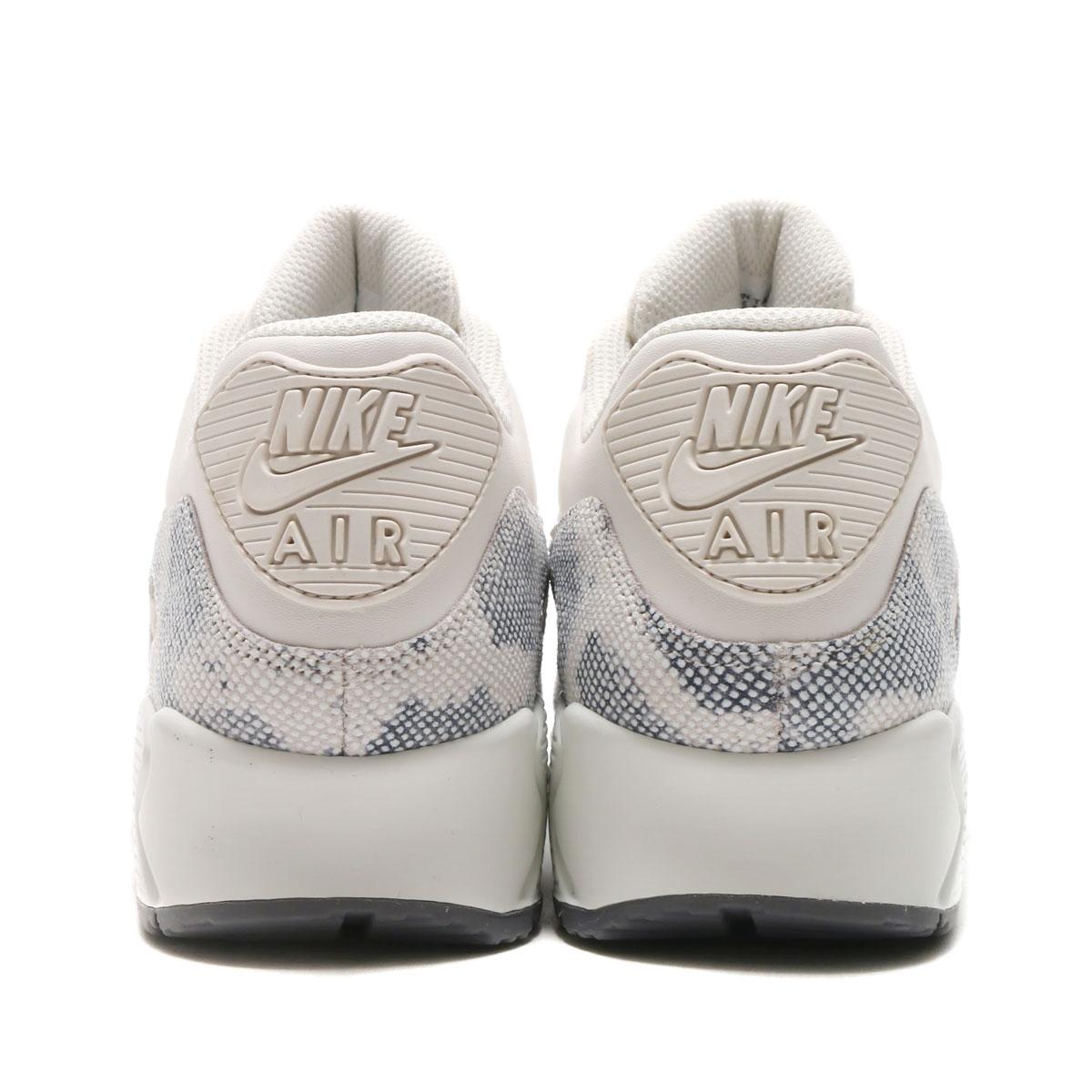 new style d7866 88cc5 ... NIKE WMNS AIR MAX 90 PRM (Nike women Air Max 90 premium) (PHANTOM