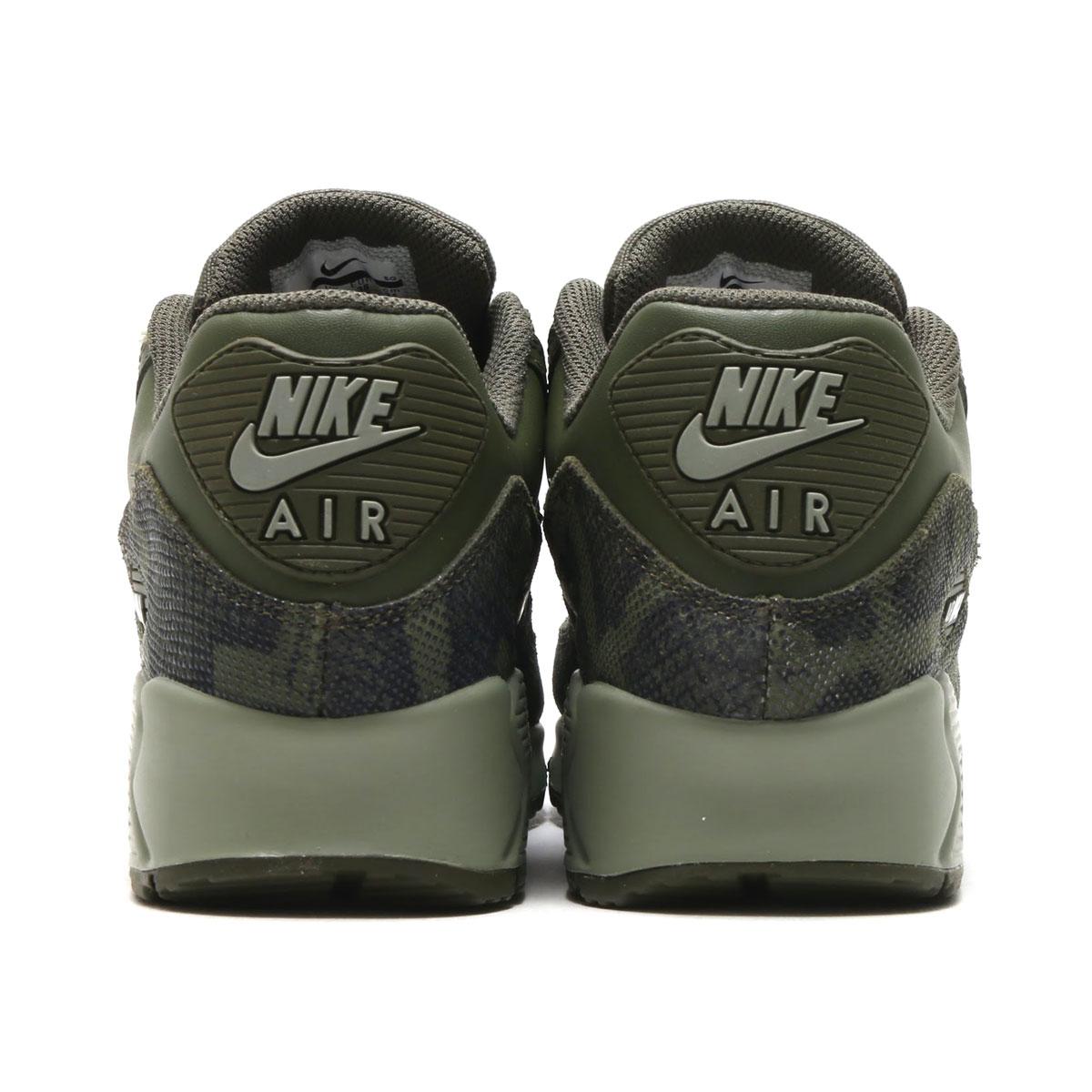 Lifestyle – Nike Air Max 90 Premium Womens Cargo KhakiCargo KhakiDark StuccoCargo Khaki