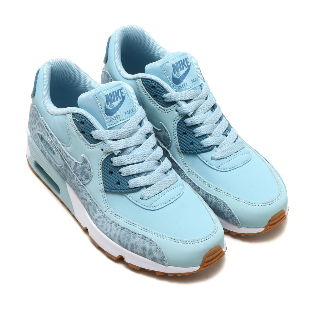 030831849a6 atmos pink: NIKE AIR MAX 90 LTR SE GG (Kie Ney AMAX 90 leather SE GS ...