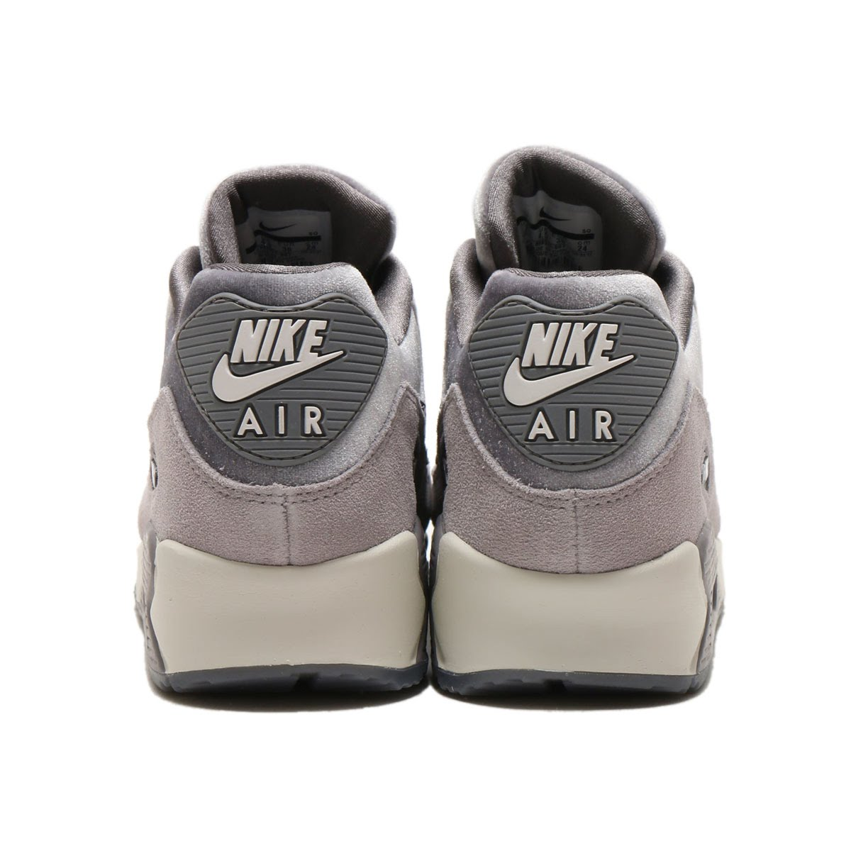 finest selection 214e8 b85bc NIKE WMNS AIR MAX 90 LX (Nike women Air Max 90 LX) (GUNSMOKE GUNSMOKE-ATMOSPHERE  GREY) 18SP-S