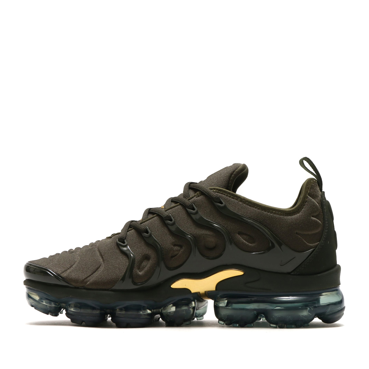 859d4365215 NIKE AIR VAPORMAX PLUS (Nike air vapor max plus) (CARGO KHAKI SEQUOIA-CLAY  GREEN) 18SP-S