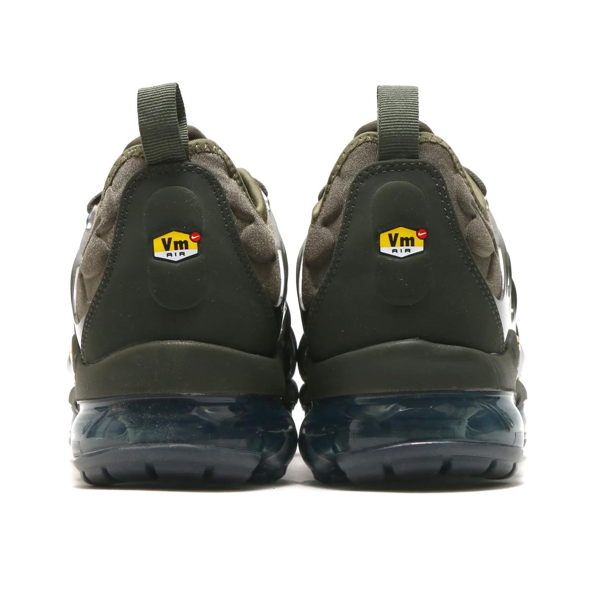 NIKE AIR VAPORMAX PLUS (Nike air vapor max plus) (CARGO KHAKI SEQUOIA-CLAY  GREEN) 18SP-S 101f06739