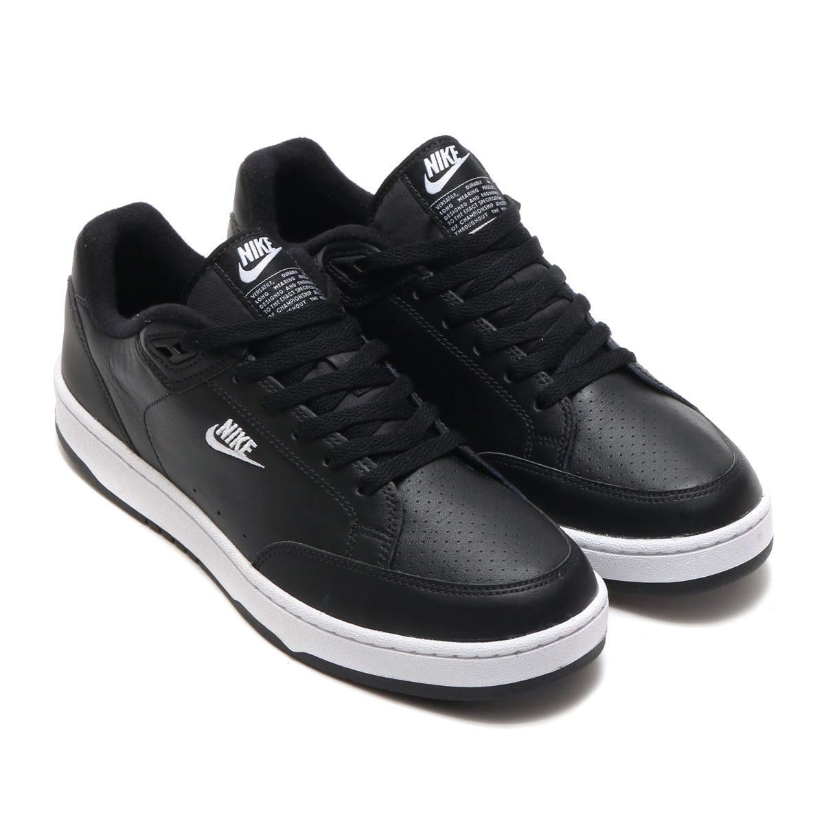new arrival ee6ad 2fe57 The moment when the Nike ground stands II men shoes revivified the tennis  shoes which won a favorable reception in 1991 as lifestyle sneakers.