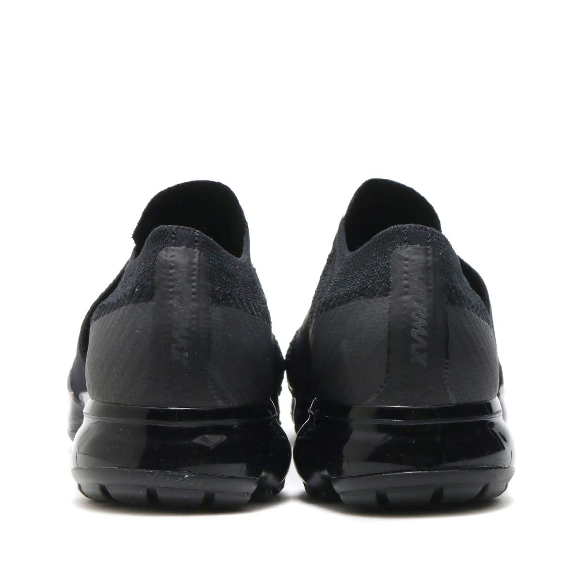 e8fb73c63d8 NIKE WMNS AIR VAPORMAX FK MOC (Nike women air vapor max fried food knit  mock) (BLACK ANTHRACITE) 18SP-S