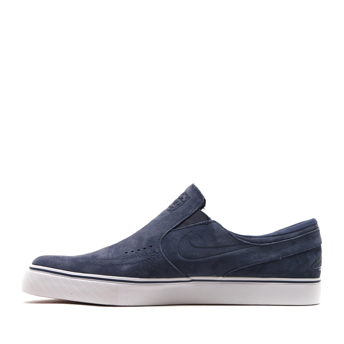 reputable site 9ff5c 159f1 NIKE SB ZOOM JANOSKI SLIP QS (Nike SB ズームジャノスキースリッポン QS) (THUNDER BLUE THUNDER  BLUE-SAIL) 18SP-S