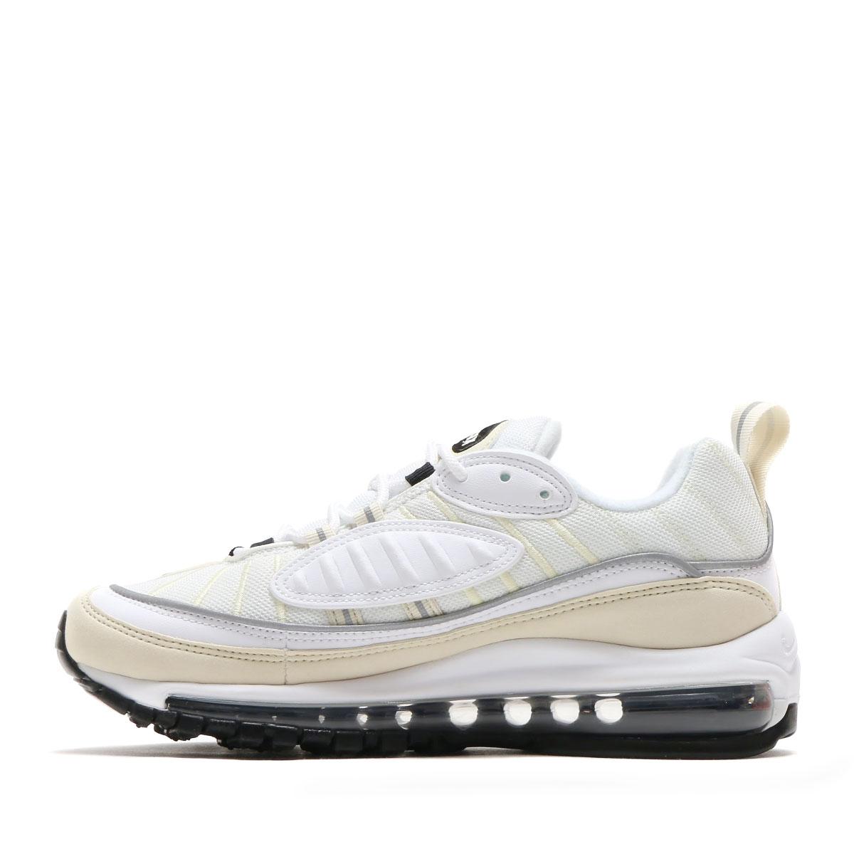 761a3373a9 atmos pink: NIKE W AIR MAX 98 (Nike women Air Max 98) (WHITE/BLACK ...