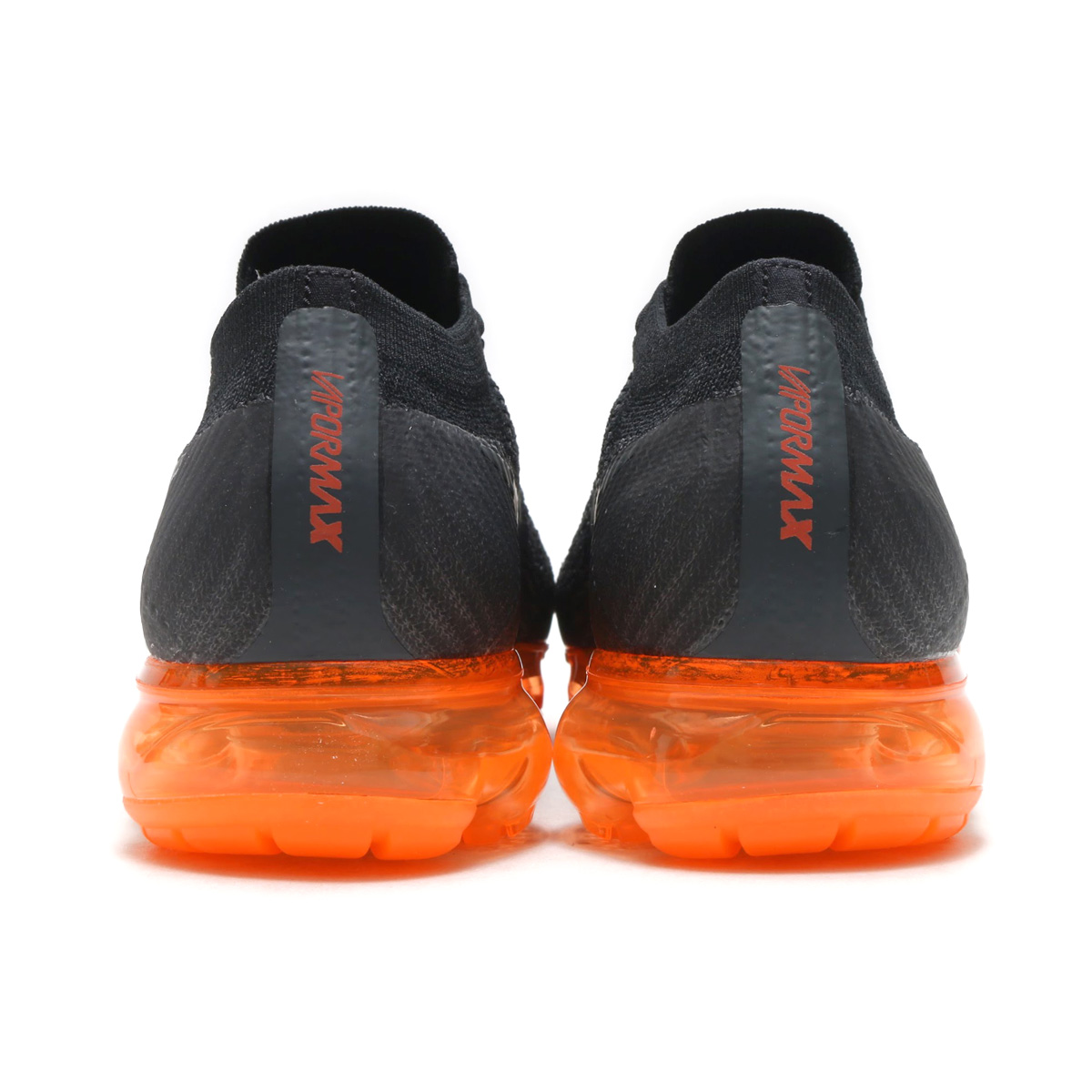 af516dddf20b6 NIKE AIR VAPORMAX FLYKNIT P (Nike air vapor max fried food knit P) ( ANTHRACITE ANTHRACITE-BLACK-RUSH ORANGE) 18SP-S