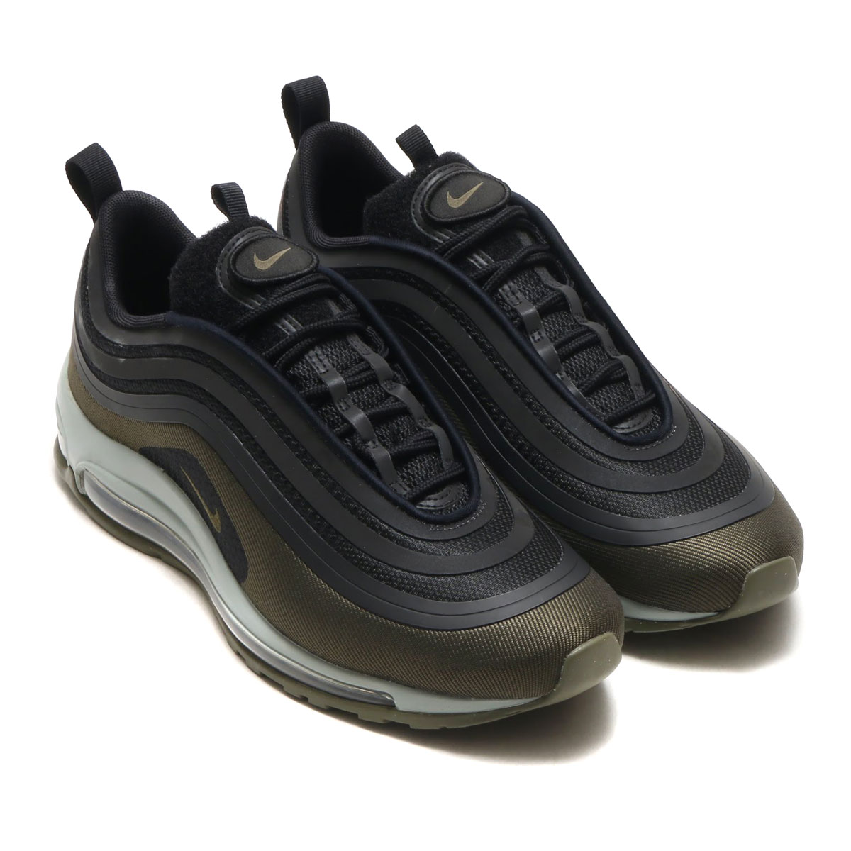 de4fea5fb57e60 NIKE AIR MAX 97 UL  17 HAL (Kie Ney AMAX 97 UL 17 HAL) (BLACK DARK HAZEL-MEDIUM  OLIVE) 18SP-S