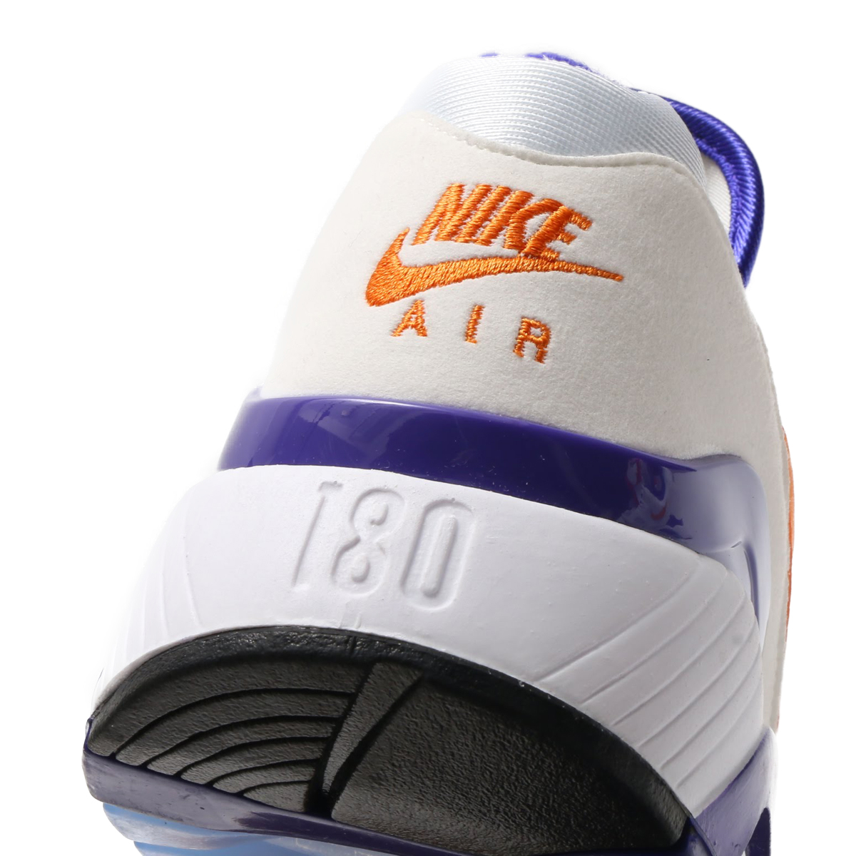 hot sale online b814a 7bb32 NIKE AIR MAX 180 (Kie Ney AMAX 180) (WHITE BRIGHT CERAMIC-DARK CONCORD) 18SP -S
