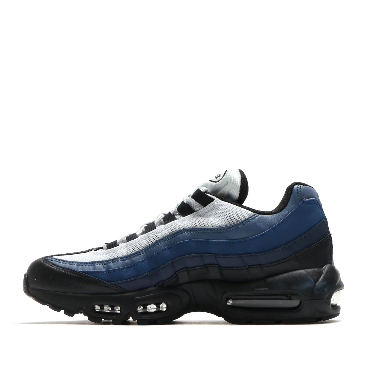 navy blue and grey air max 95 nz