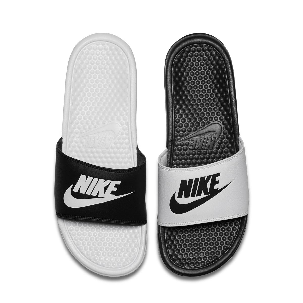 the best attitude f4628 f85a1 NIKE BENASUI JDI MISMATCH (Nike Benassi JDI mismatch) BLACK WHITE 16SU-I
