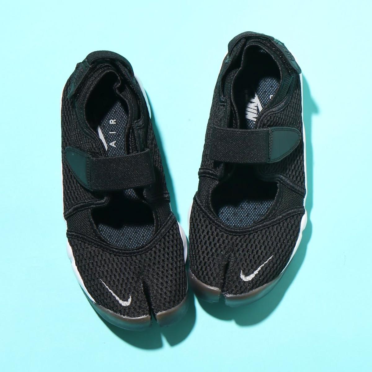 buy popular 5e4d1 8f924 NIKE WMNS AIR RIFT BR (Nike women airlift breeze) BLACK COOL GREY- ...