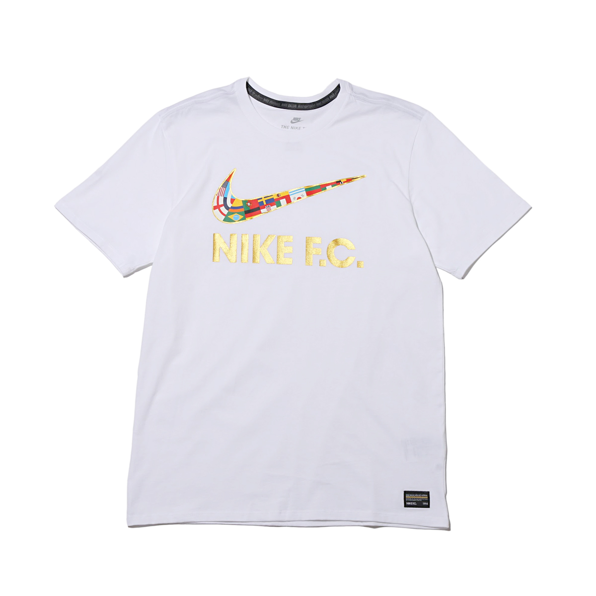 acab84568fd0 Nike Fc T Shirt White – EDGE Engineering and Consulting Limited