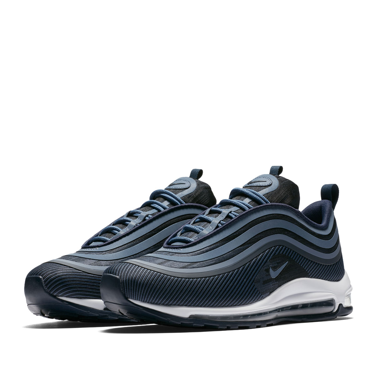 NIKE AIR MAX 97 UL  17 (Kie Ney AMAX 97 ultra 17) OBSIDIAN DIFFUSED BLUE-WHITE  18SP-I 85c19c69acb9