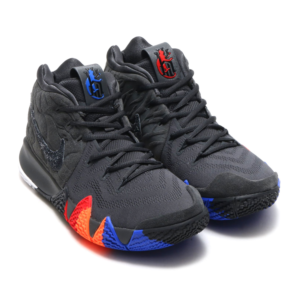 877b34fcdbf4 atmos pink  NIKE KYRIE 4 EP (Nike chi Lee 4 EP) (ANTHRACITE BLACK ...