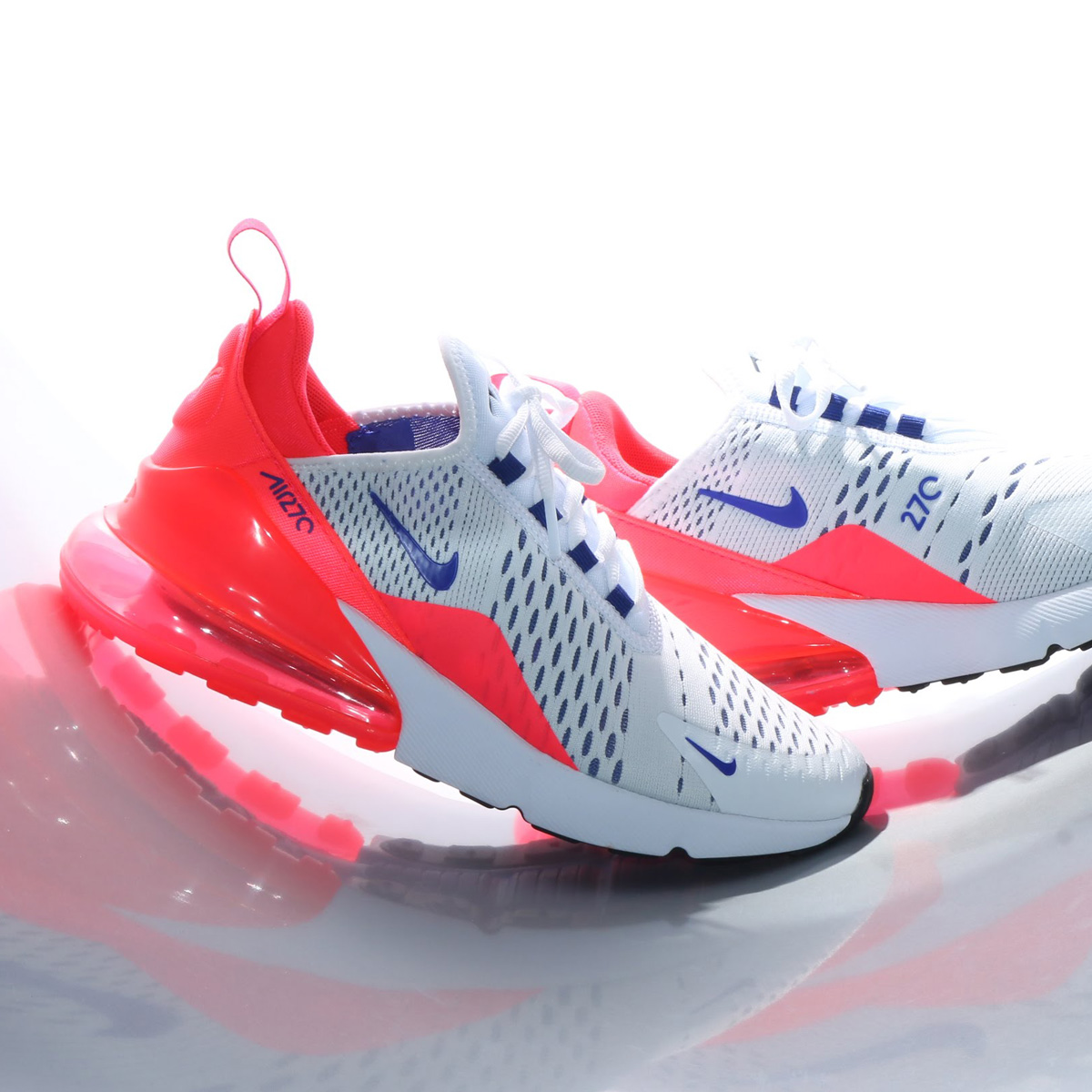 factory authentic 2a20a 41c87 nike air max 270 red