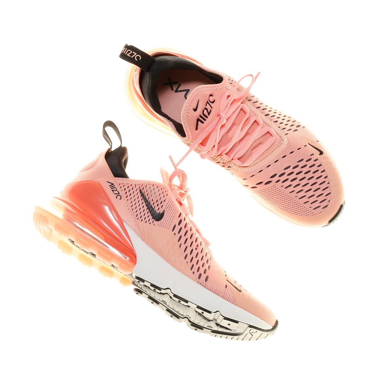 premium selection df1cc ea3ab coupon code nike shoes nike air max 270 coral stardust 99643 ...