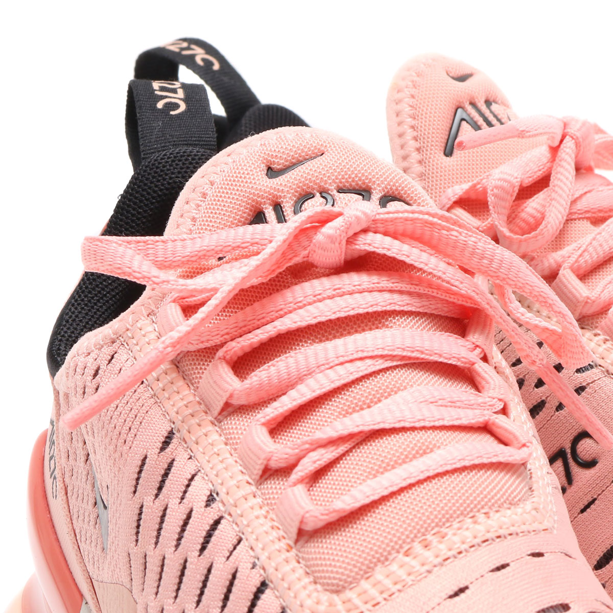 26c45650cdfd NIKE W AIR MAX 270 (Nike women Air Max 270) CORAL STARDUST BLACK-SUMMIT  WHITE 18SP-S