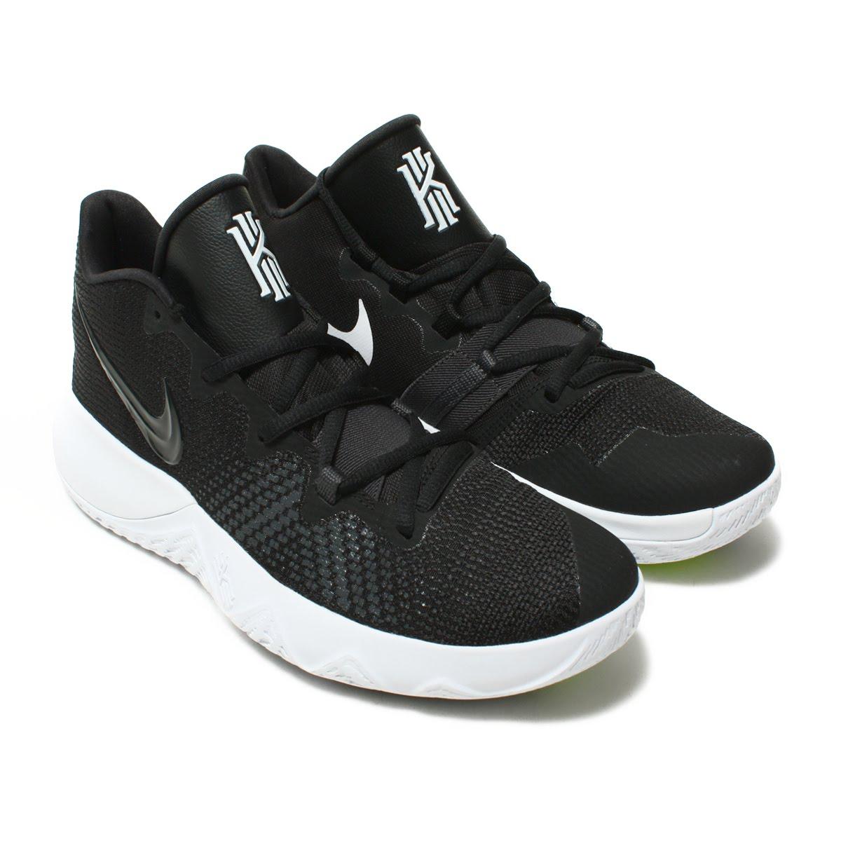 d9fa6636bbf5 NIKE KYRIE FLYTRAP EP (Nike chi leaf light lap EP) BLACK BLACK-WHITE-VOLT  18SP-I