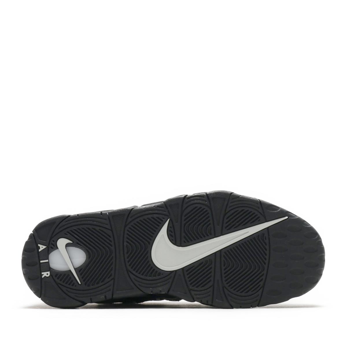 NIKE AIR MORE MONEY (Nike air more money) (BLACK/METALLIC SILVER-BLACK)  18SU-S