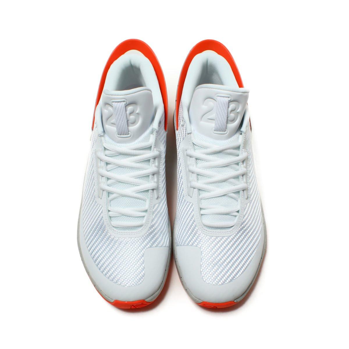 NIKE JORDAN FLY LOCKDOWN PFX (Nike Jordan fly lock down PFX)  WHITE/WHITE-TECH GREY-INFRARED 23 18SP-I