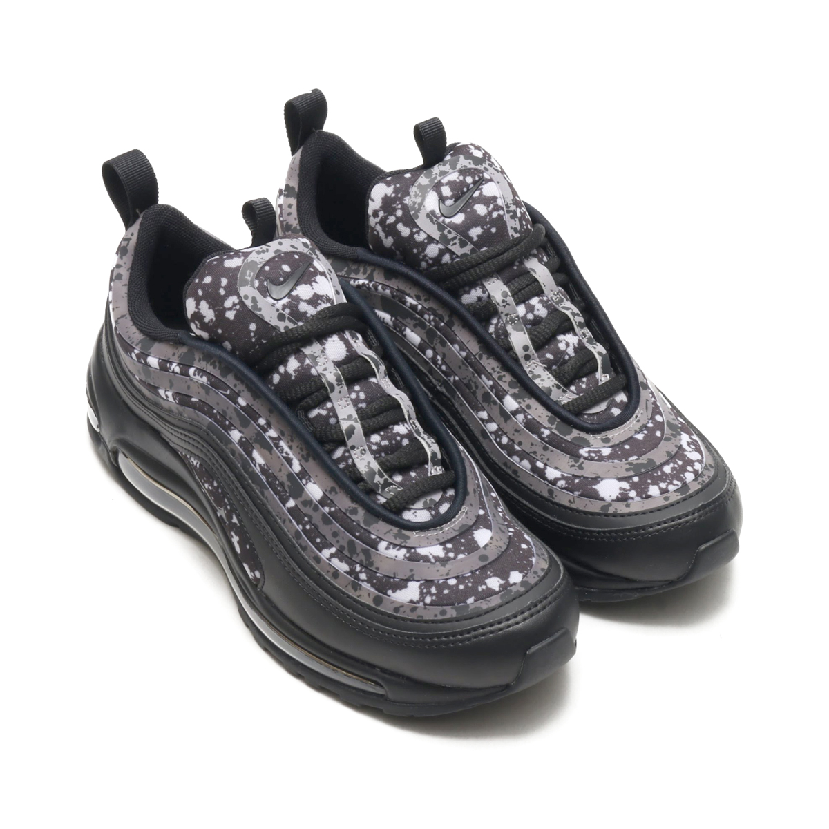 the best attitude e34d7 80196 NIKE W AIR MAX 97 UL  17 PRM (Nike women Air Max 97 UL 17 premium) (BLACK  BLACK-VAST GREY) 18SU-S